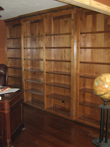 09-174-Bookcases-Clear-Alder-WoodJPG-(3)